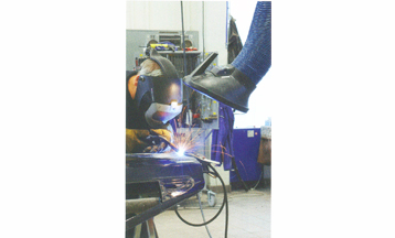 Extraction arm Original
