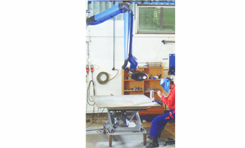 Extraction arm NEX MD