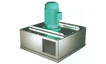 Integrated FM fan for FMK and FMC Filters